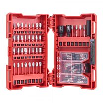 Milwaukee Set Shockwave schroefbits (70-delig)